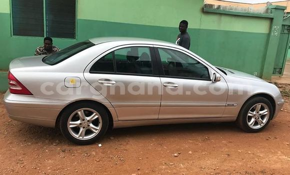 Buy Used Mercedes Benz C–Class Silver Car in Accra in Greater Accra