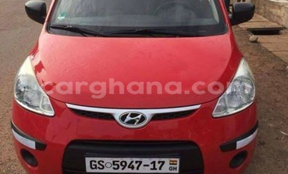 Buy Imported Hyundai i20 Red Car in Accra in Greater Accra