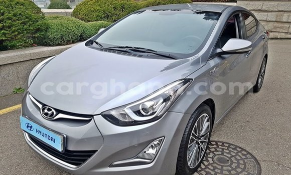 Buy Imported Hyundai Elantra Silver Car in Accra in Greater Accra