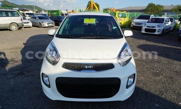 Buy Imported Kia Picanto White Car in Accra in Greater Accra