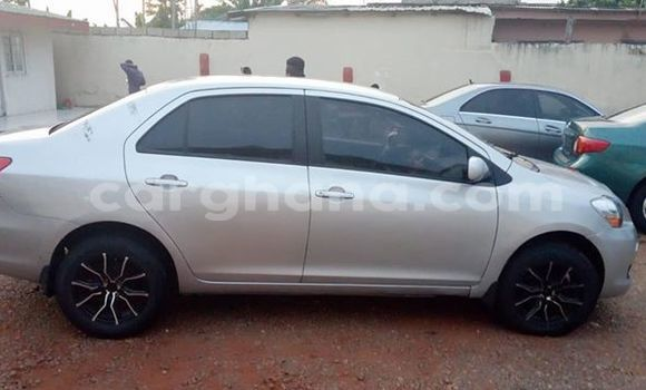 Buy Imported Toyota Yaris Silver Car in Accra in Greater Accra