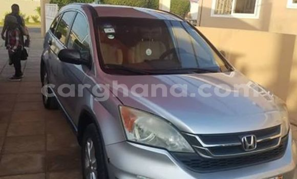 Buy Imported Honda CR–V Silver Car in Accra in Greater Accra