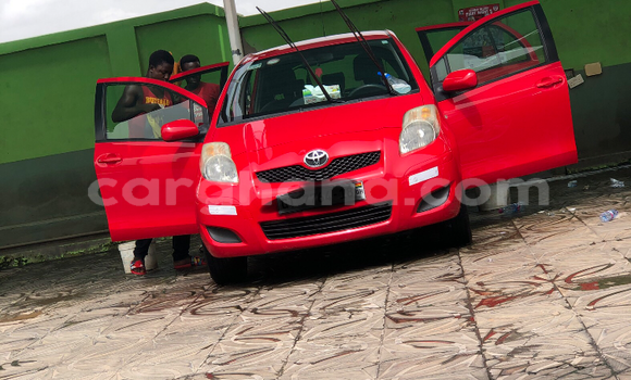 Buy Imported Toyota Yaris Red Car in Accra in Greater Accra
