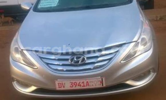 Buy Imported Hyundai Sonata Silver Car in Tema in Greater Accra