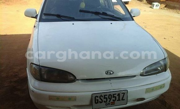 Buy Imported Hyundai Accent White Car in Accra in Greater Accra