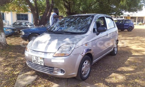 Buy Imported Daewoo Matiz Silver Car in Tema in Greater Accra