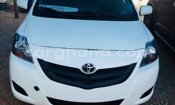 Buy Imported Toyota Yaris White Car in Accra in Greater Accra
