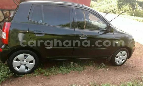 Buy Imported Kia Picanto Black Car in Accra in Greater Accra