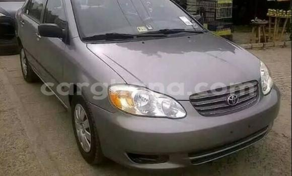 Buy Imported Toyota Corolla Other Car in Accra in Greater Accra