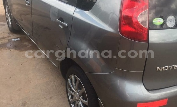 Buy Used Nissan Note Silver Car in Ho in Volta