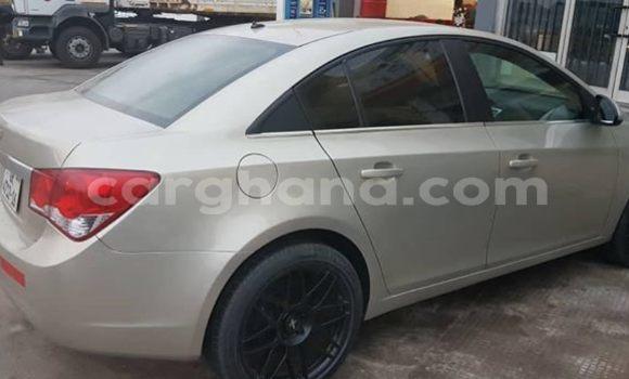 Buy Used Chevrolet Cruze Silver Car in Accra in Greater Accra