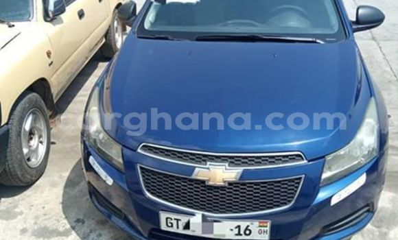 Buy Used Chevrolet Cruze Blue Car in Accra in Greater Accra