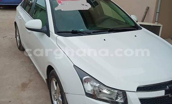 Buy Used Chevrolet Cruze White Car in Accra in Greater Accra