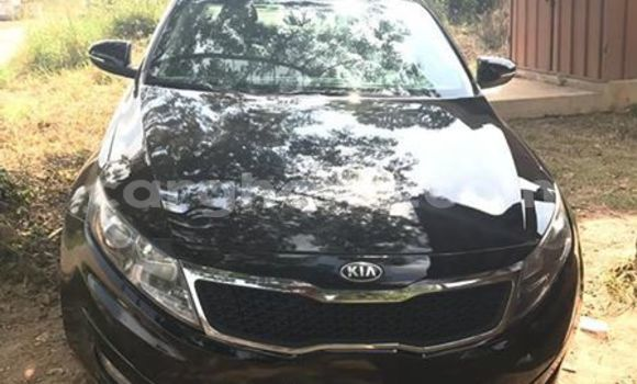 Buy Used Kia Optima Black Car in Koforidua in Eastern