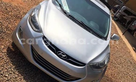 Buy Used Hyundai Elantra Silver Car in Accra in Greater Accra