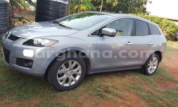 Buy Used Mazda CX-7 Silver Car in Accra in Greater Accra