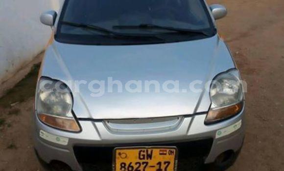Buy Used Daewoo Matiz Silver Car in Accra in Greater Accra