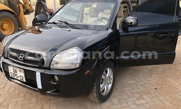 Buy Used Hyundai Tucson Black Car in Tema in Greater Accra