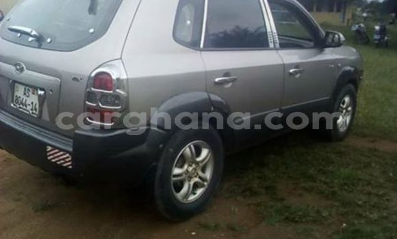 Buy Used Hyundai Tucson Silver Car in Accra in Greater Accra