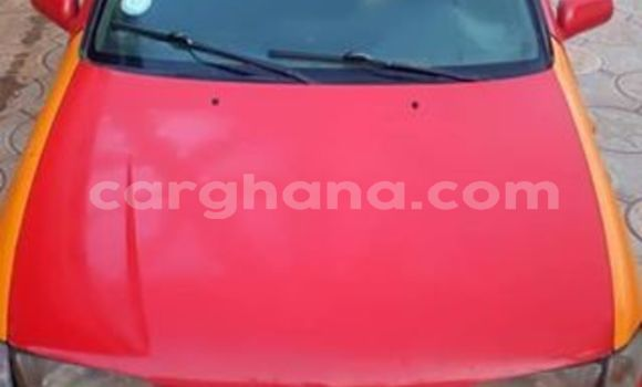 Buy Used Nissan Sunny Red Car in Madina in Greater Accra