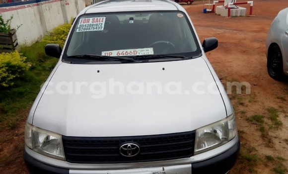 Buy New Toyota Probox Silver Car in Juabeso in Western