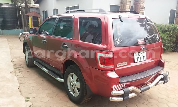 Buy Used Ford Escape Red Car in Accra in Greater Accra