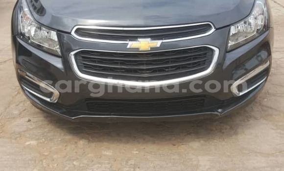Buy Used Chevrolet Cruze Black Car in Accra in Greater Accra