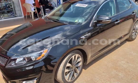 Buy Imported Kia Optima Black Car in Accra in Greater Accra