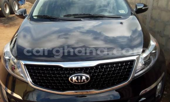 Buy Imported Kia Sportage Black Car in Accra in Greater Accra