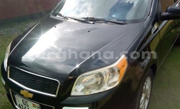 Buy Used Chevrolet Aveo Black Car in Accra in Greater Accra