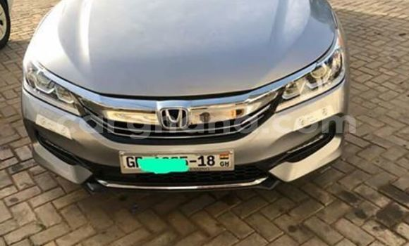 Buy Used Honda Accord Silver Car in Accra in Greater Accra