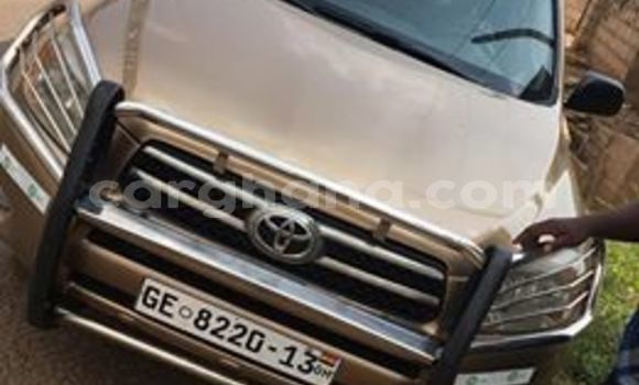 Buy Used Toyota RAV4 Brown Car in Accra in Greater Accra