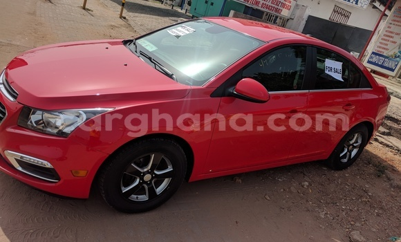 Buy Imported Chevrolet Cruze Red Car in Tema in Greater Accra