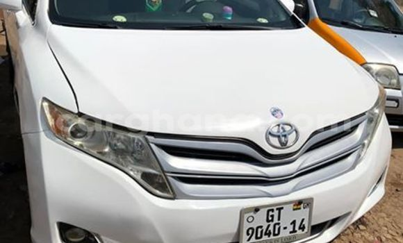 Buy Used Toyota Venza White Car in Accra in Greater Accra