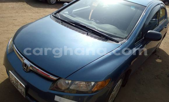 Buy Used Honda Civic Blue Car in Accra in Greater Accra