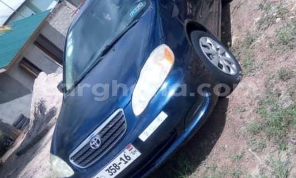 Buy Used Toyota Corolla Blue Car in Koforidua in Eastern