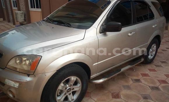 Buy Used Kia Sorento Silver Car in Accra in Greater Accra