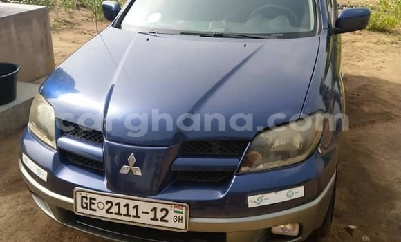 Buy Used Mitsubishi Outlander Blue Car in Accra in Greater Accra