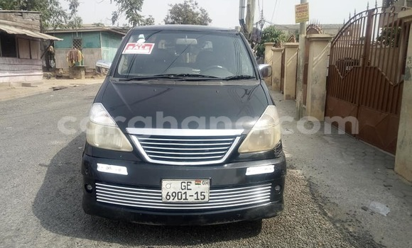 Buy Used Nissan Serena Black Car in Accra in Greater Accra