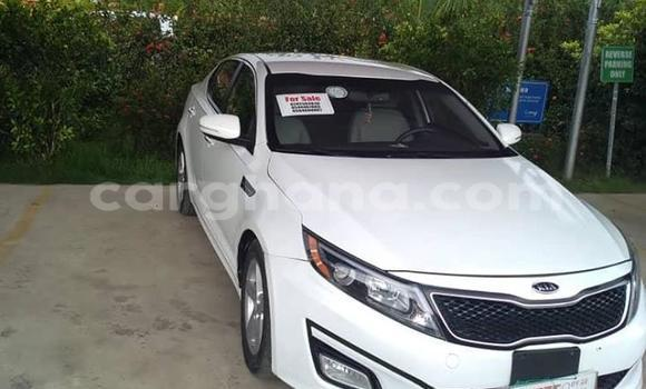 Buy Used Kia Optima White Car in Accra in Greater Accra
