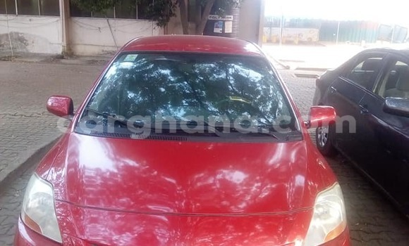Buy Used Toyota Yaris Red Car in Accra in Greater Accra