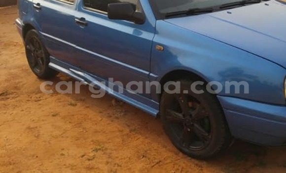 Buy Used Volkswagen Golf Blue Car in Accra in Greater Accra