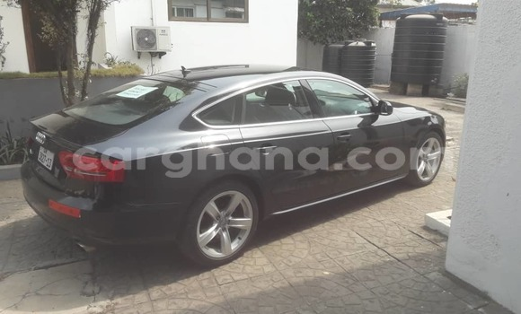 Buy Used Audi A5 Black Car in Accra in Greater Accra