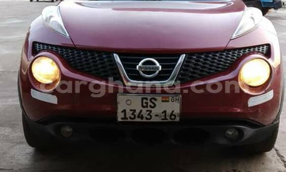 Buy Used Nissan Juke Red Car in Accra in Greater Accra