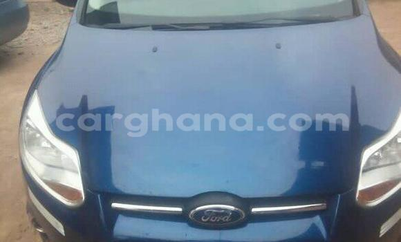 Buy Used Ford Focus Blue Car in Accra in Greater Accra