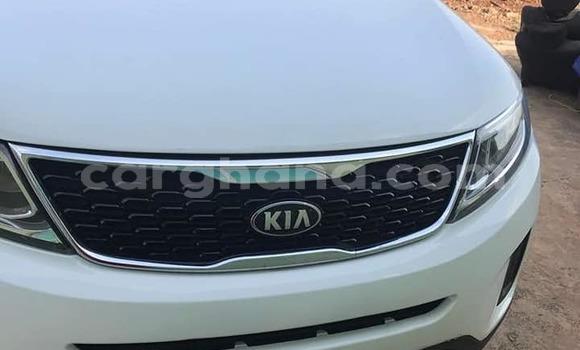 Buy Used Kia Sorento White Car in Accra in Greater Accra