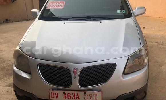 Buy Imported Pontiac Vibe Silver Car in Accra in Greater Accra