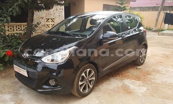 Buy Used Hyundai i10 Black Car in Accra in Greater Accra
