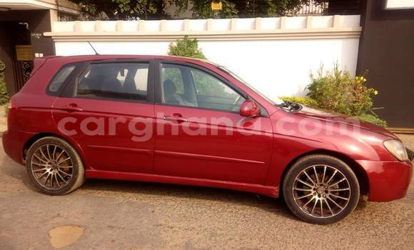 Buy Used Kia Spectra Red Car in Accra in Greater Accra