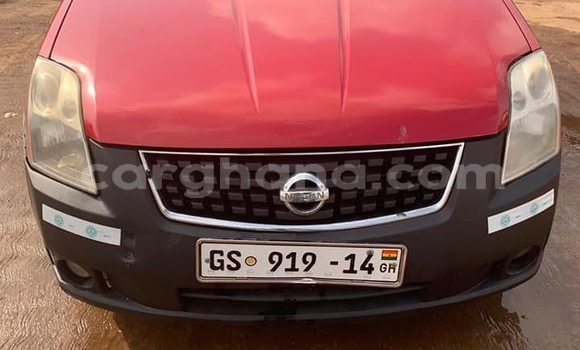 Buy Used Nissan Sentra Red Car in Accra in Greater Accra